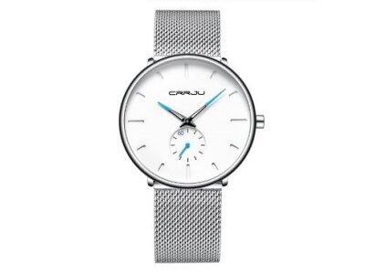 Ročna ura  JU-01-2150, elegantna, White