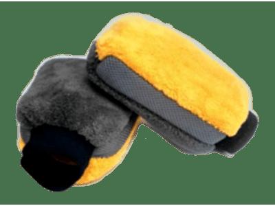 Rokavica, krpa iz mikrovlaken za čiščenje prahu in umazanije, Silux Parts