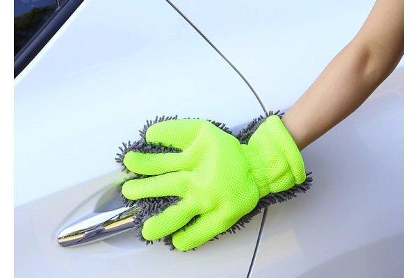 Rokavica za pranje vozila KPWM-08 -  Silux Parts