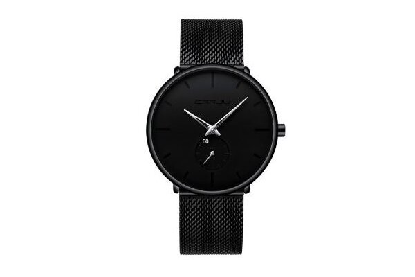 Ručni sat JU-01-2150, elegantan, Srebrni