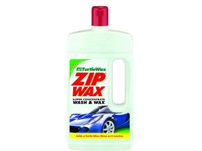 Šampon z voskom Turtle Wax Zip wax, 1000 ml