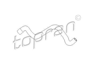 Savitljiva cijev hladnjaka grijanja Audi 80 86-94