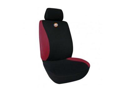 Sedežna prevleka Gulf Black-Red, 76120RED