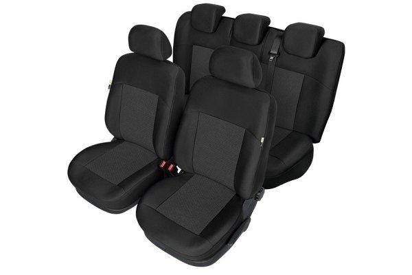 Sedežna prevleka Kegel Audi A4 08-15-, komplet