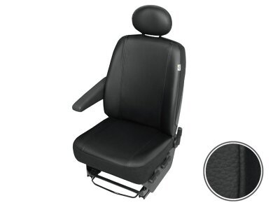 Sedežna prevleka Kegel Practical Black DV 1 Trafic