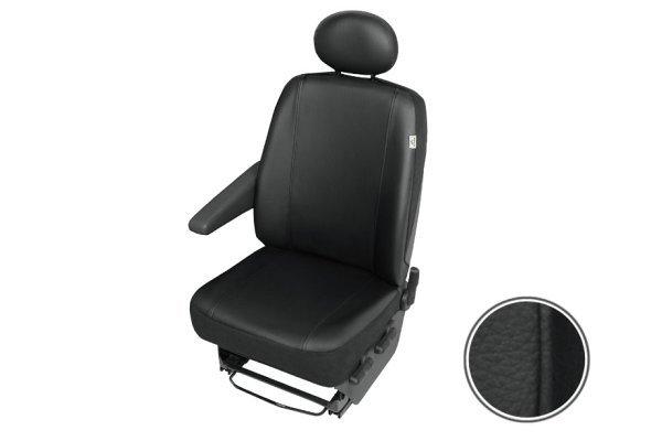 Sedežna prevleka Kegel Practical Black DV 1 Transit Custom