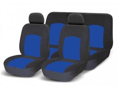 Sedežna prevleka SPEED UP1, modra / črna