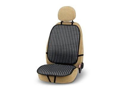 Sedežna prevleka WOOD, črna