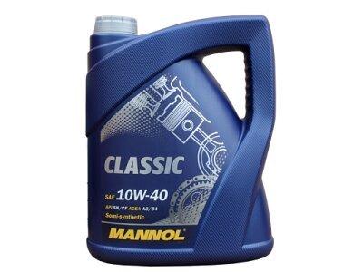 Semi-sintetičko ulje Mannol, 10W40, 5L