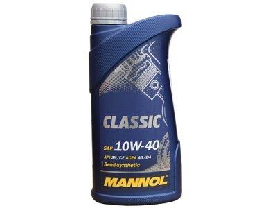Semi Sintetičko ulje Mannol, 10W40