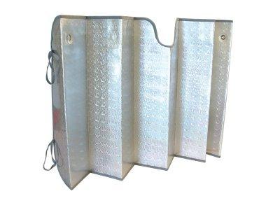 Senčilo za vetrobransko steklo, 130 x 60 cm