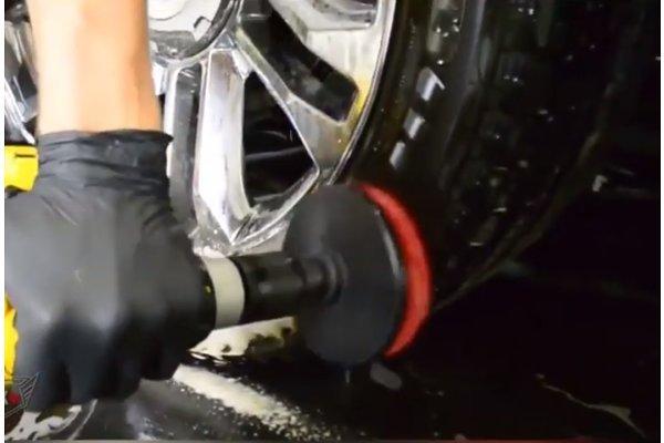 Set krtač za učinkovito čiščenje Scrubber Drill