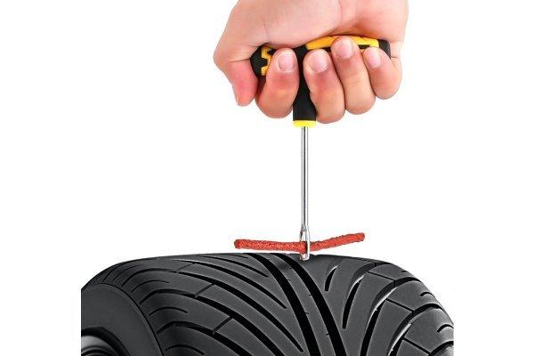 Set orodij za popravilo pnevmatike - Visbella
