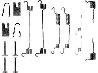 Set za obnovu kočionih čeljusti Rover 200 95-00
