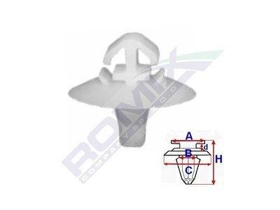 Set za pričvršćivane Iveco/Renault/Opel RX71188 10 komada