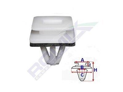 Set za pričvršćivanje Honda RXC60517 5 komada