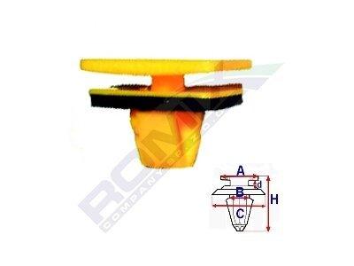 Set za pričvršćivanje Hyundai RXB26969 10 komada