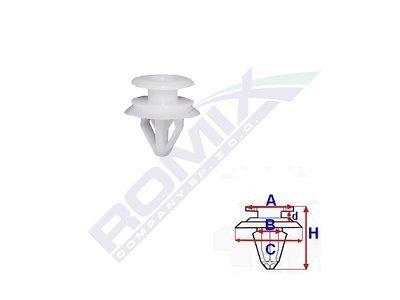 Set za pričvršćivanje Opel RXC60369 10 komada