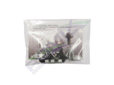 Set za pričvršćivanje (za zaštite) Citroen C5 01-