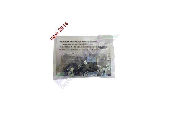 Set za pričvršćivanje (za zaštitu motora) Peugeot 307 01-08