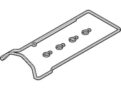 Set zaptivke poklopca ventila Mercedes-Benz Vito 96-03