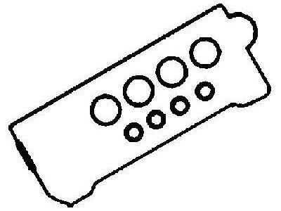 Set zaptivke poklopca ventila Toyota Avensis 97-00