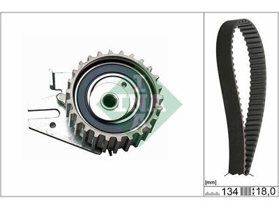 Set zubatog remena 530022110 - Fiat Marea 96-02