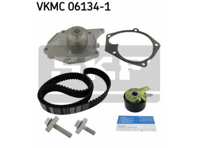 Set zubatog remena VKMC06134-1 (+ Vodena pumpa) - Nissan Kubistar 03-09