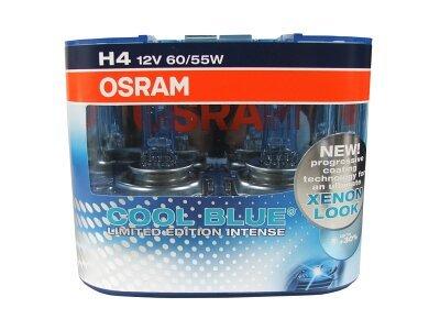 Sijalica (cool blue) HB4 12V/51W P22d, 20% više svetlosti