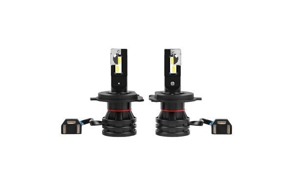 Sijalica H4 LED, 6500 K, 55W, 12-24V, mini model, najnovija tehnologija, 2 komada