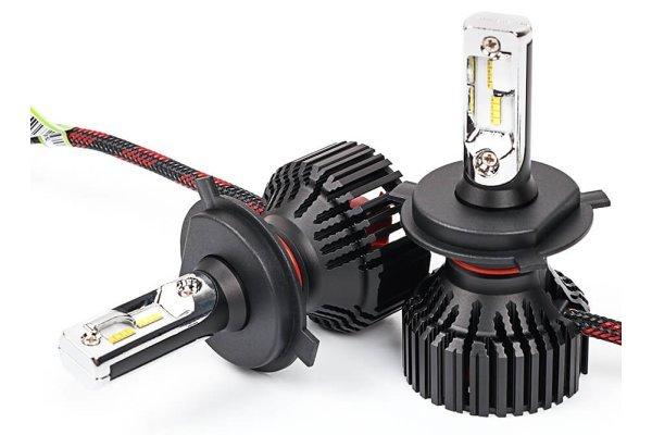 Sijalica H4 LED, 6500K, 30W, 9-32V, 2 komada, 16 LED, PREMIUM