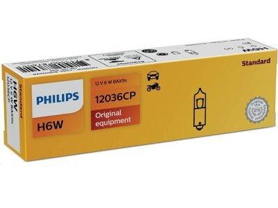 Sijalica H6W/BAX9s Philips - PH12036CP (10 komada)