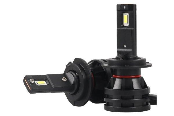 Sijalica H7 LED, 6500K, 55w, 12-24V, mini model, najnovija tehnologija, 2 komada