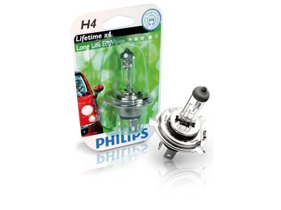 Sijalica Philips Eco Vision 12V H4 60/55W