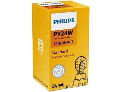 Sijalica PY24W Philips - PH12190NAC1 (žuta)
