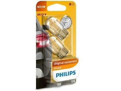 Sijalica W21/5W Philips - PH12066B2 (2 komada, zadnje svetlo)