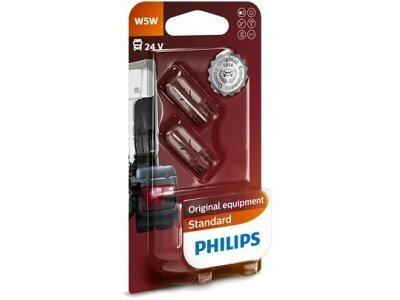 Sijalica W5W Philips - PH13961B2 (2 komada, zadnje svetlo)