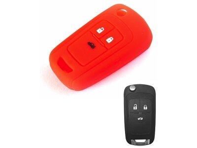 Silikonska zaštita ključeva SELR028 - Opel, crvena