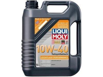 Sintetičko ulje Liqui Moly 10W40, 5L