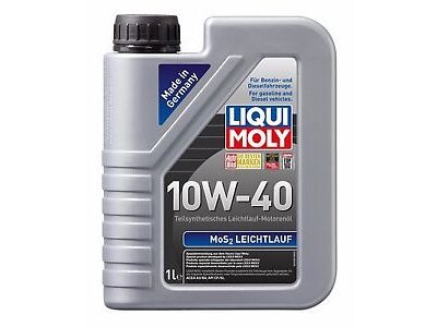 Sintetičko ulje Liqui Moly 10W40, 5L, MOS2