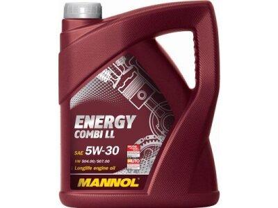 Sintetičko ulje Mannol, 5W30, 5L, 507.00