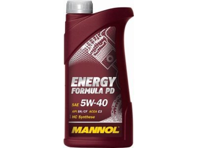 Sintetičko ulje Mannol Energy Formula, 5W40, 1L (163670)