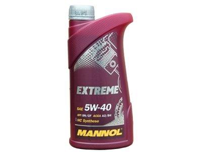 Sintetičko ulje Mannol Extreme, 5W40, 1L (135498)