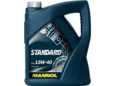 Sintetičko ulje Mannol Standard, 15W40, 5L (138688)