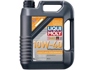 Sintetično olje Liqui Moly 10W40, 5L