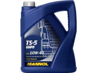 Sintetično olje Mannol, 10W40, 5L