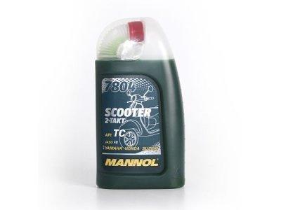 Sintetično olje Mannol Scooter 2-Tact