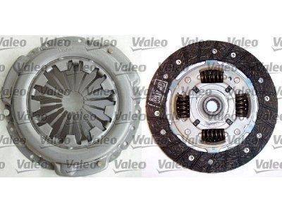 Sklopka Lancia Y10 86-92 1.0 / 1.1 / 1.3 Set Valeo