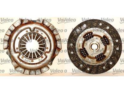 Sklopka Nissan SUNNY 90- 1.4 /  ALMERA 95- Set Valeo