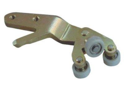 Spodnji škripec z nosilcem Citroen Jumper 94-02